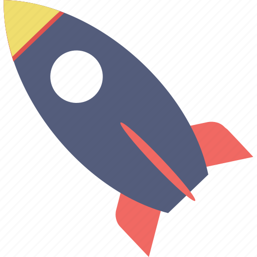 missile, rocket, spacecraft, spaceship, startup icon