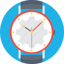 accessory, hand watch, timer, watch, wrist watch icon