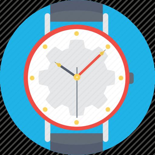 accessory, hand watch, timer, watch, wrist watch icon