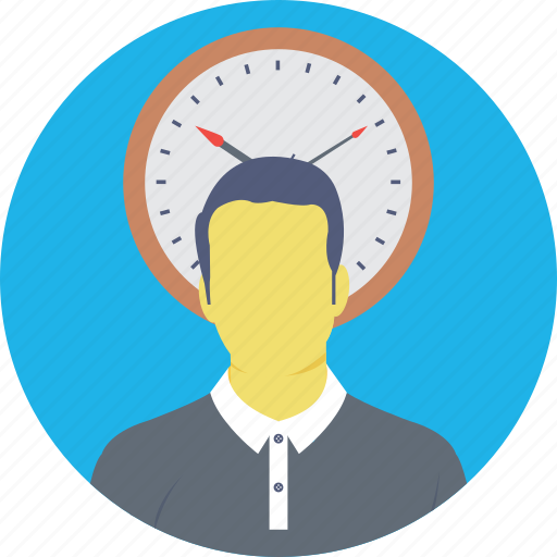 appointment, business plan, business time, clock mind, punctual icon