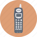 communication, cordless, phone, transceiver, walkie talkie icon