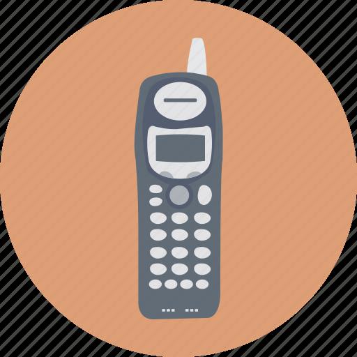 communication, cordless, phone, transceiver, walkie talkie icon