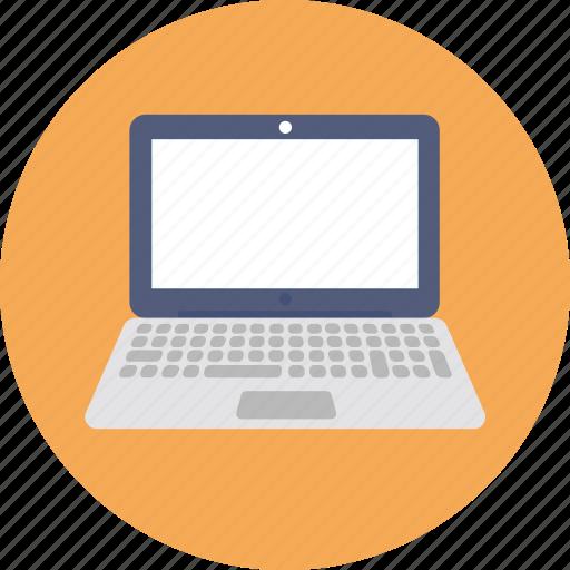 laptop, laptop pc, laptop screen, macbook, notebook icon
