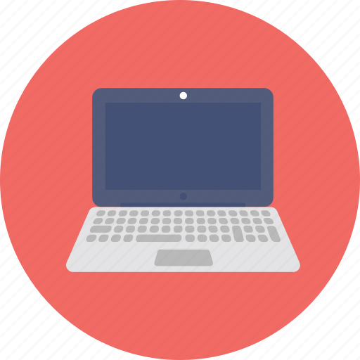 laptop, mac, macbook, notebook, pc icon