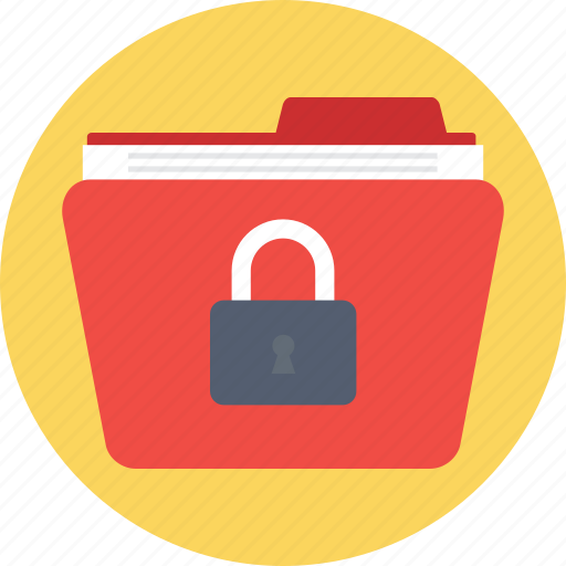 confidential files, confidential folder, confidential informations, data defender, folder password icon