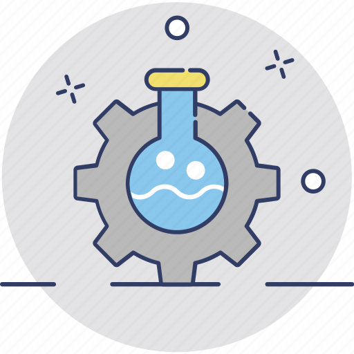 Biotechnology, chemical industry, chemical research, microbiology, scientific research icon - Download on Iconfinder