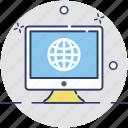 cyberspace, internet, network, sphere, technology
