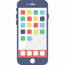 mobile, mobile interface, mobile menu, mobile ux, smartphone icon