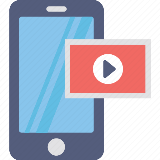 android phone, iphone, media play, mobile media, smartphone icon