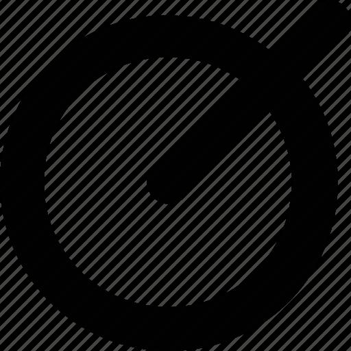 Aim, bullseye, crosshair, focus, target icon - Download on Iconfinder