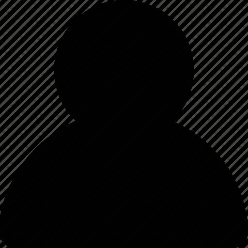 avatar, customer, personification, user, user profile icon