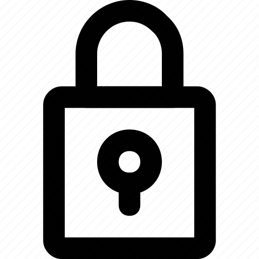 lock, padlock, protection, safety, security icon