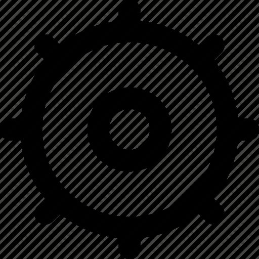 Cog, cogwheel, gear wheel, mechanism, settings icon - Download on Iconfinder