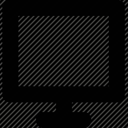 display, lcd, monitor, monitor screen, widescreen icon