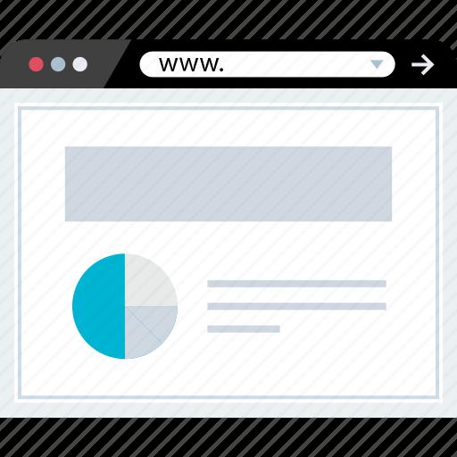 chart, diagram, graphic, www icon