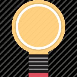 brilliant, bulb, llight, marketing icon