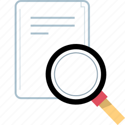 data, page, search, weo icon