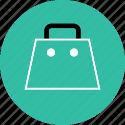 bag, ecommerce, seo, web icon