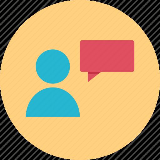 Conversation, online, talk, web icon - Download on Iconfinder