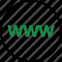 seo, web, website, www icon