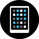 apps, homescreen, ipad, online, seo, technology, web icon