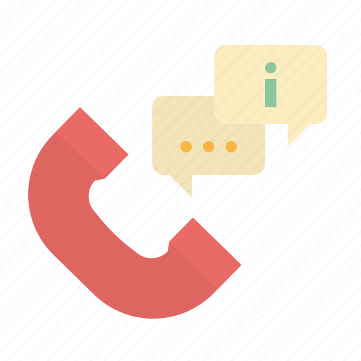 help, info, service, support, telephone icon