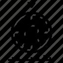 audience, circle, circular, target, targets icon