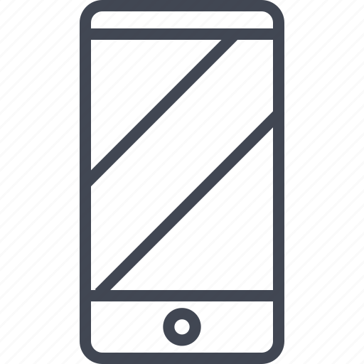 cover, glass, phone, safe icon