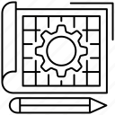 concept design, conceptual model, mockup, pattern, prototype, prototype development icon