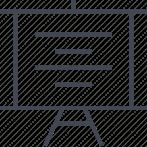 board, development, learn, learning, lines icon
