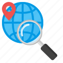 local seo, search, search location, seo, seo business, seo for small business, seo service icon