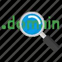search domain name, check domain authority, domain name checker, find domain name, seo, domain authority, domain analyzer icon