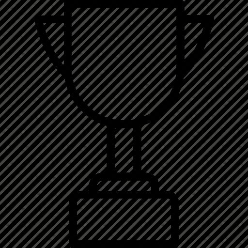 achievement, champion, cup, prize, trophy, victory icon
