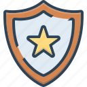 network, protection, safety, secure, security, shield, star