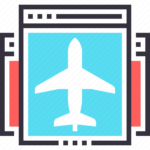 airplane, home, landing, main, page, web, website icon