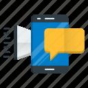 marketing, mobile, optimization, optimizationseo, promotion icon