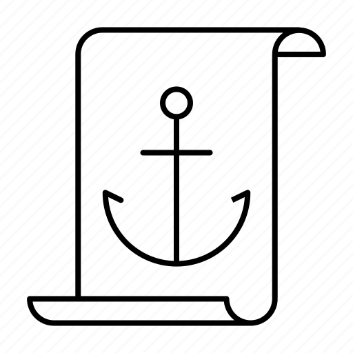 anchor, article, optimization, seo icon