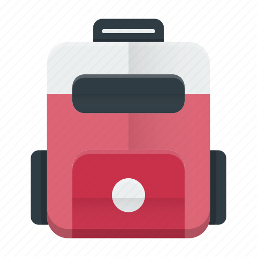 Backpack, bag, case, education, school, study icon - Download on Iconfinder