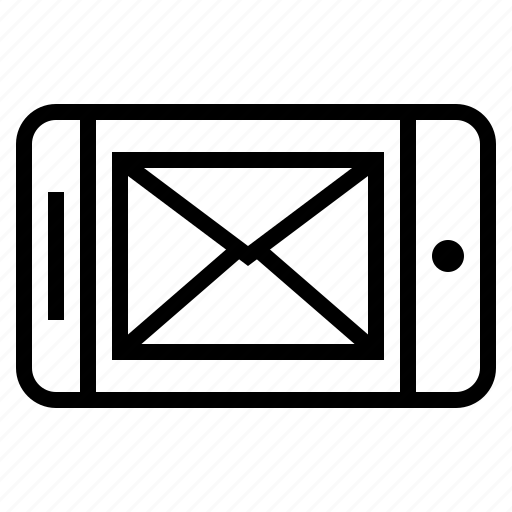 Electronic mail, email client, web mail, email, online mail icon