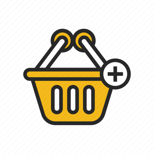 add, basket, buy, cart, ecommerce, shop, shopping icon