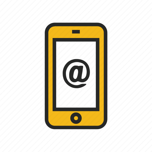 business, device, marketing, mobile, phone, smartphone, social media icon