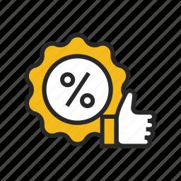 business, campaign, discount, finance, marketing, sale, seo icon