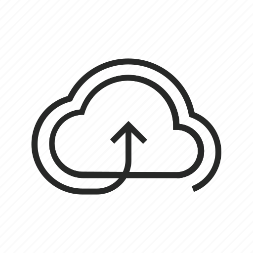 cloud, data, database, file, network, server, storage icon