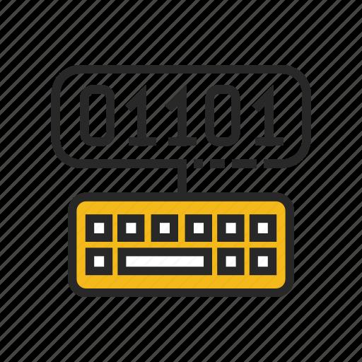 coding, data, development, programming, script, technology, website icon