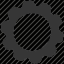 gear, job, optimisation, options, settings, work icon