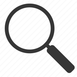 magnifying glass, search, search engine, searching, zoom icon