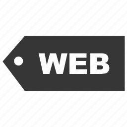advertising, label, web icon