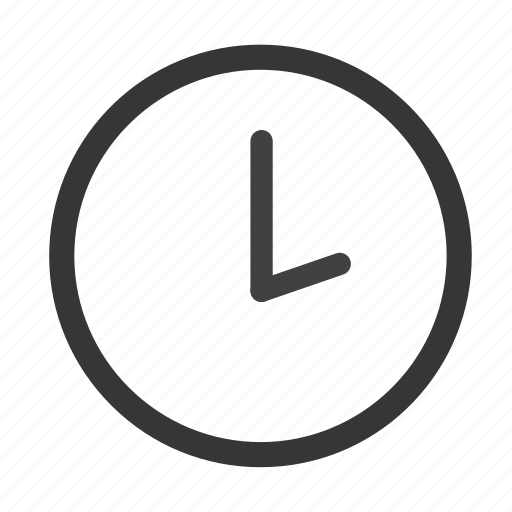 clock, dead line, schedule, time icon