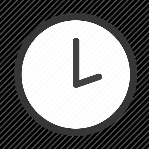 clock, dead line, schedule, time icon