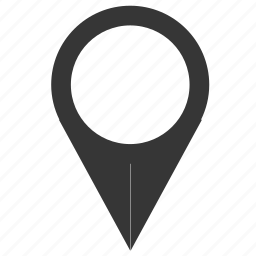 map, mark, pin icon
